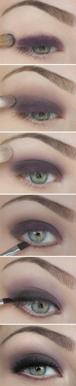 easy makeup tutorial for prom