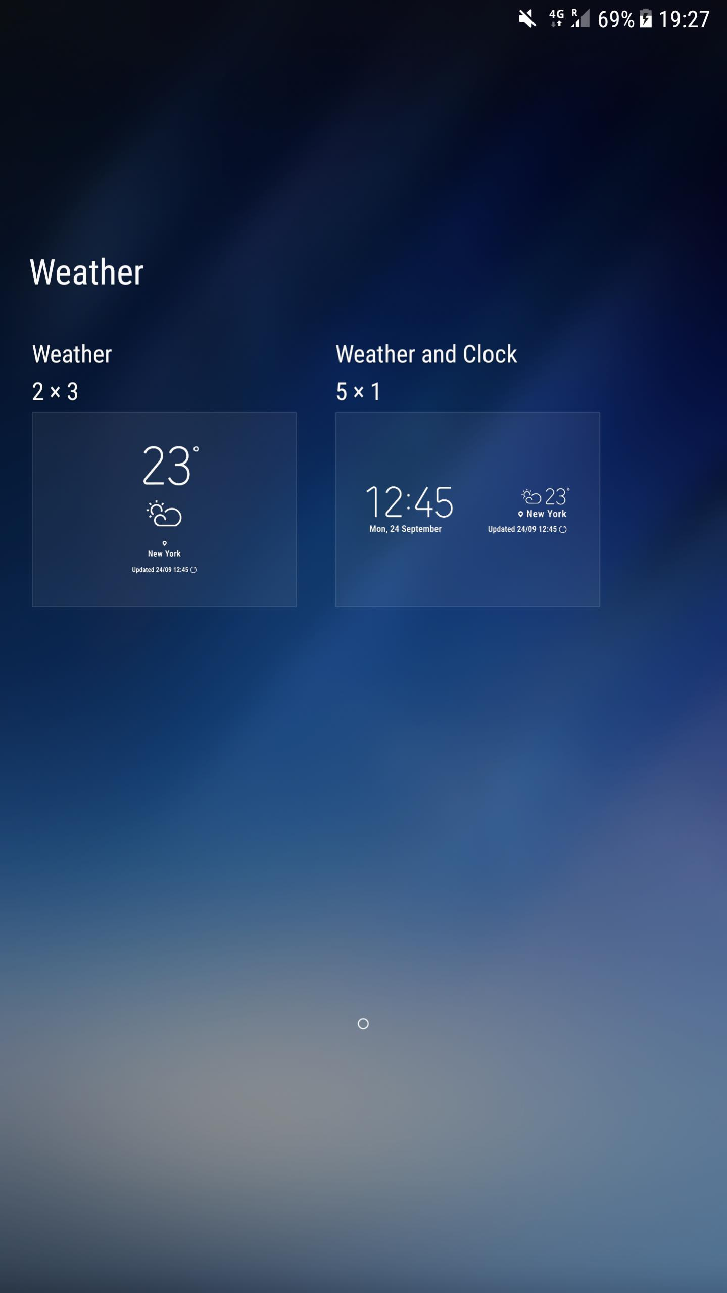 simple weather app android tutorial