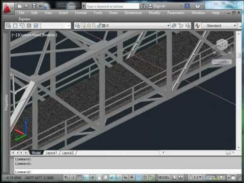 autocad 2012 3d tutorial