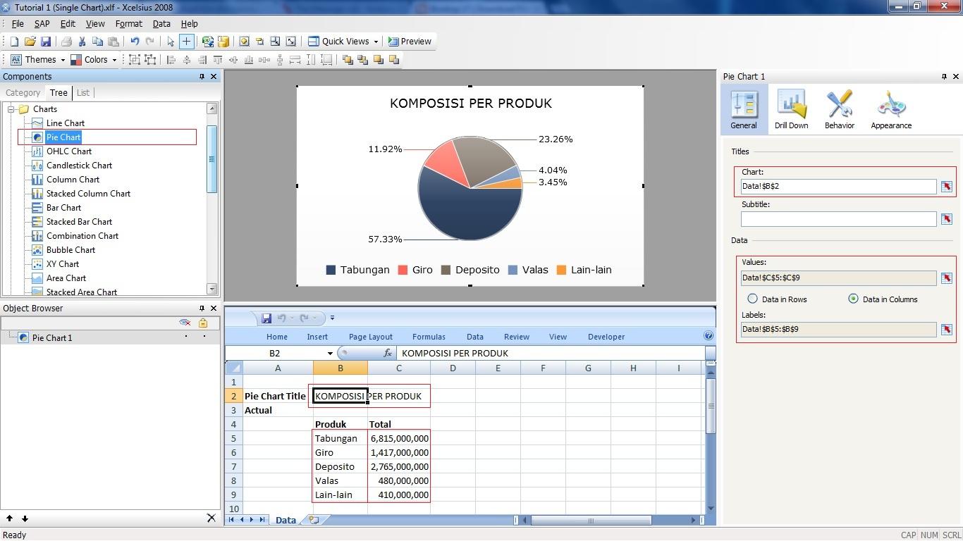 xcelsius dashboard tutorial pdf