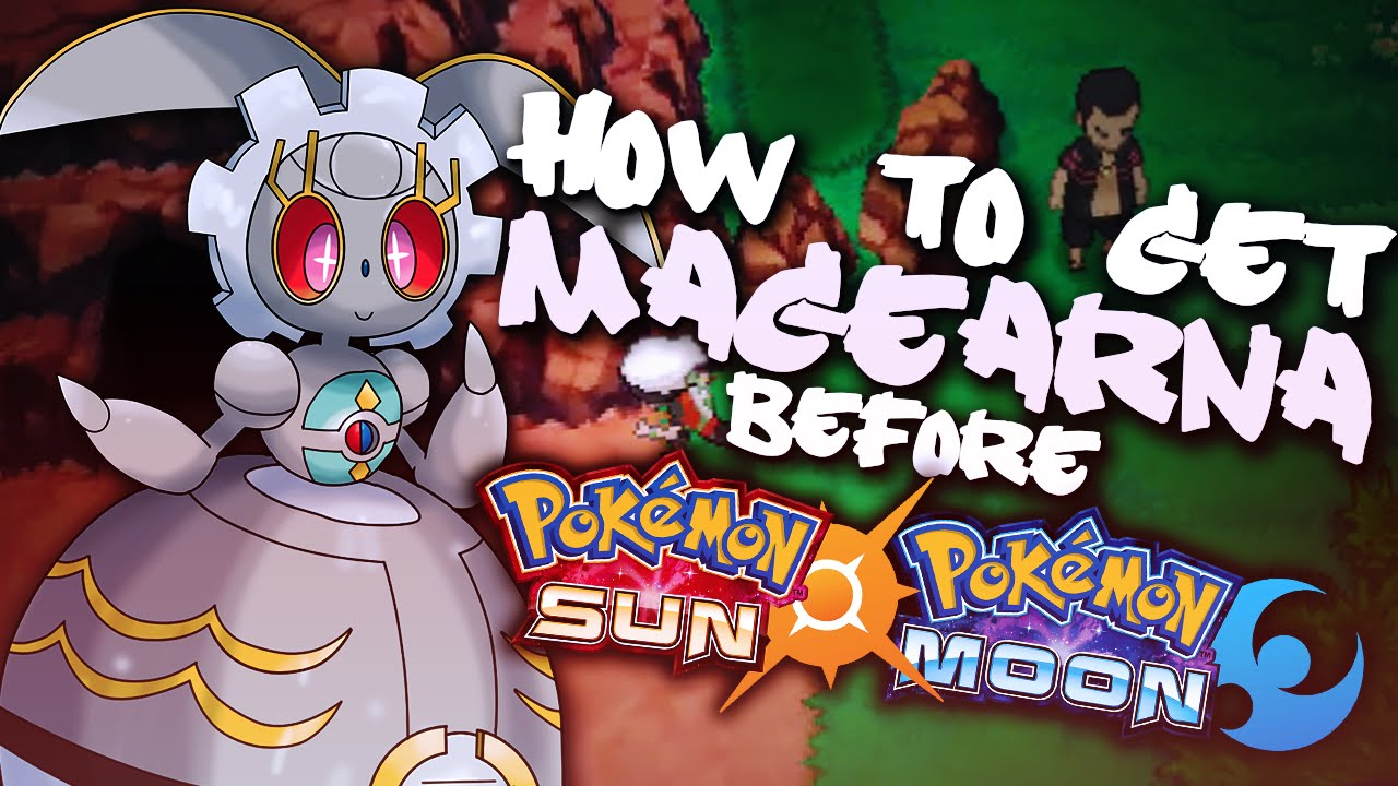 pokemon sun and moon tutorial