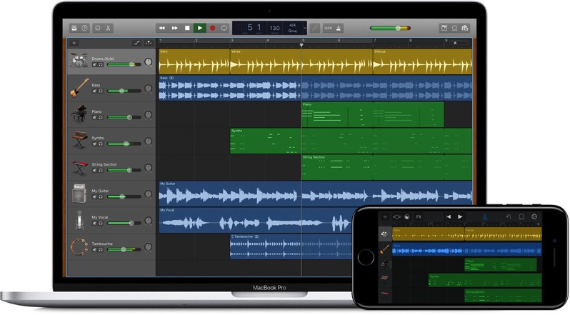 garageband ipad tutorial 2017