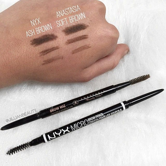 eyebrow tutorial anastasia brow wiz