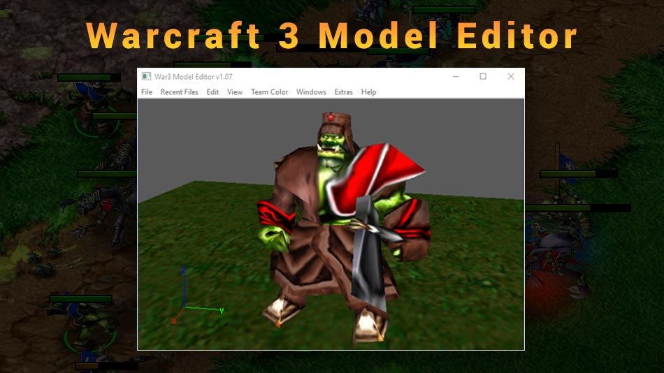 war3 model editor tutorial
