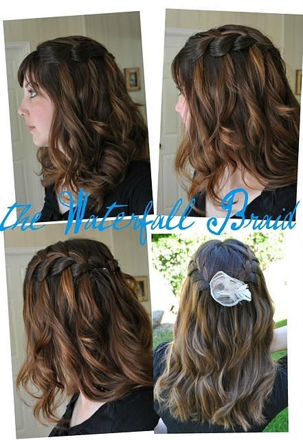 braid hair style tutorial