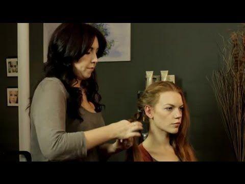dorothy wizard of oz hair tutorial