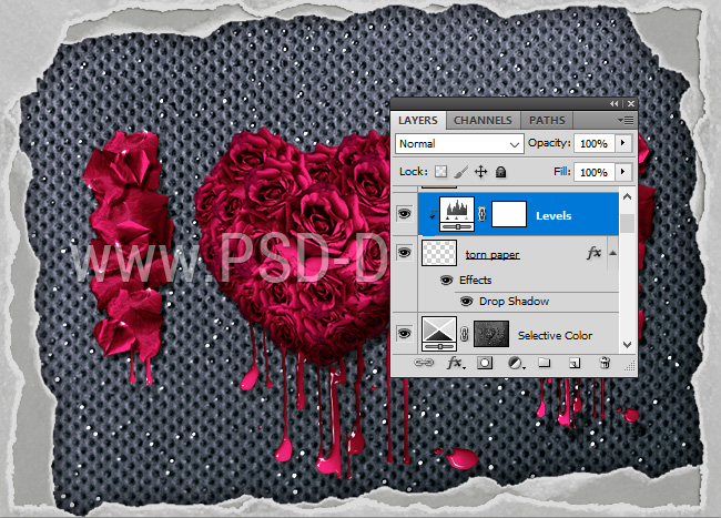 falling rose petals after effects tutorial