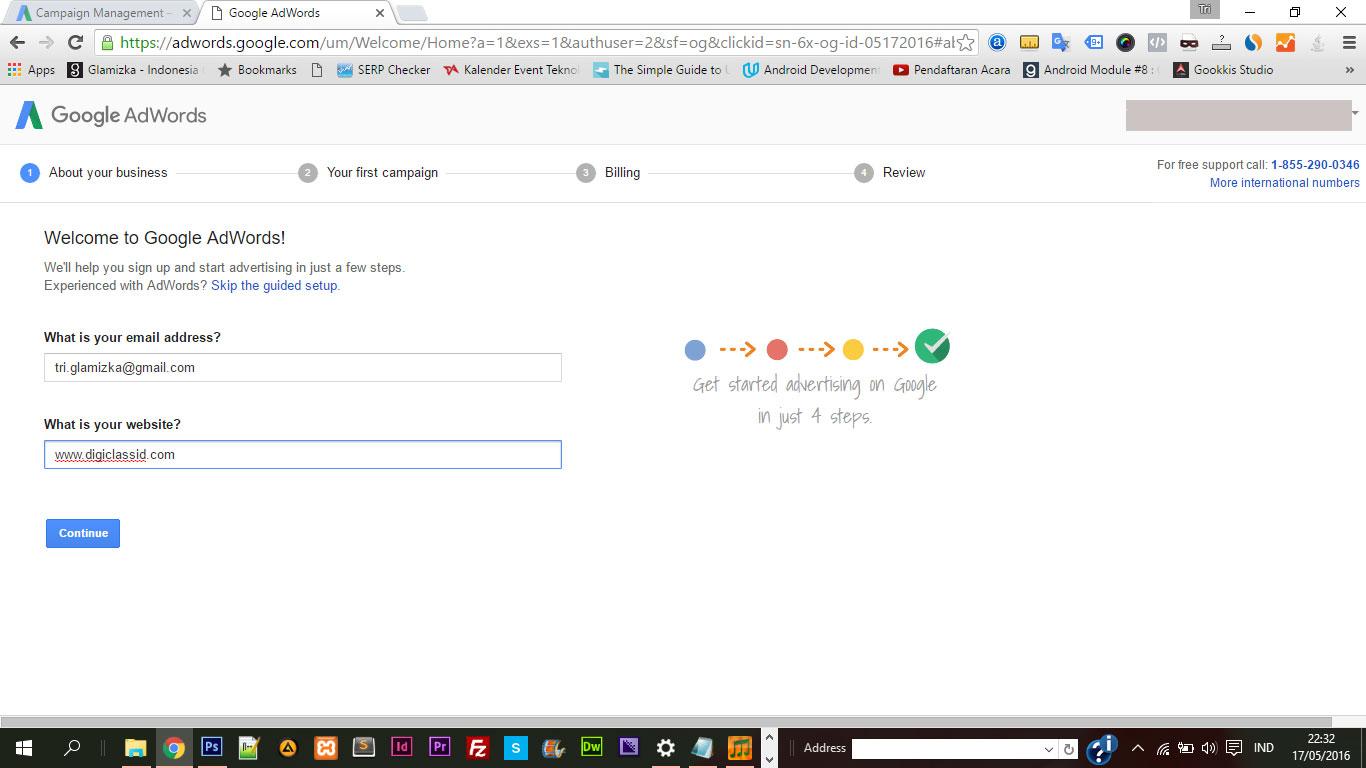 google adwords video tutorial