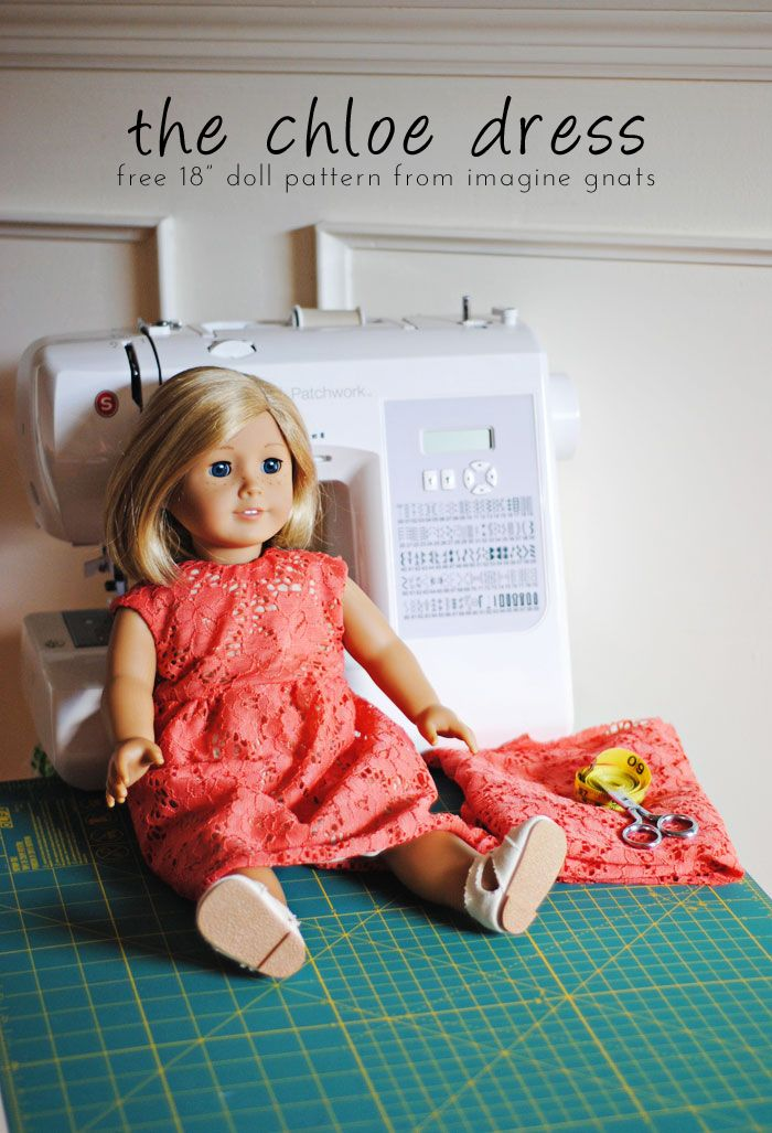 sewing doll clothes tutorial