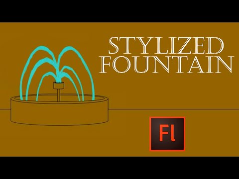 water animation in flash tutorial