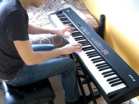 fly ludovico einaudi piano tutorial