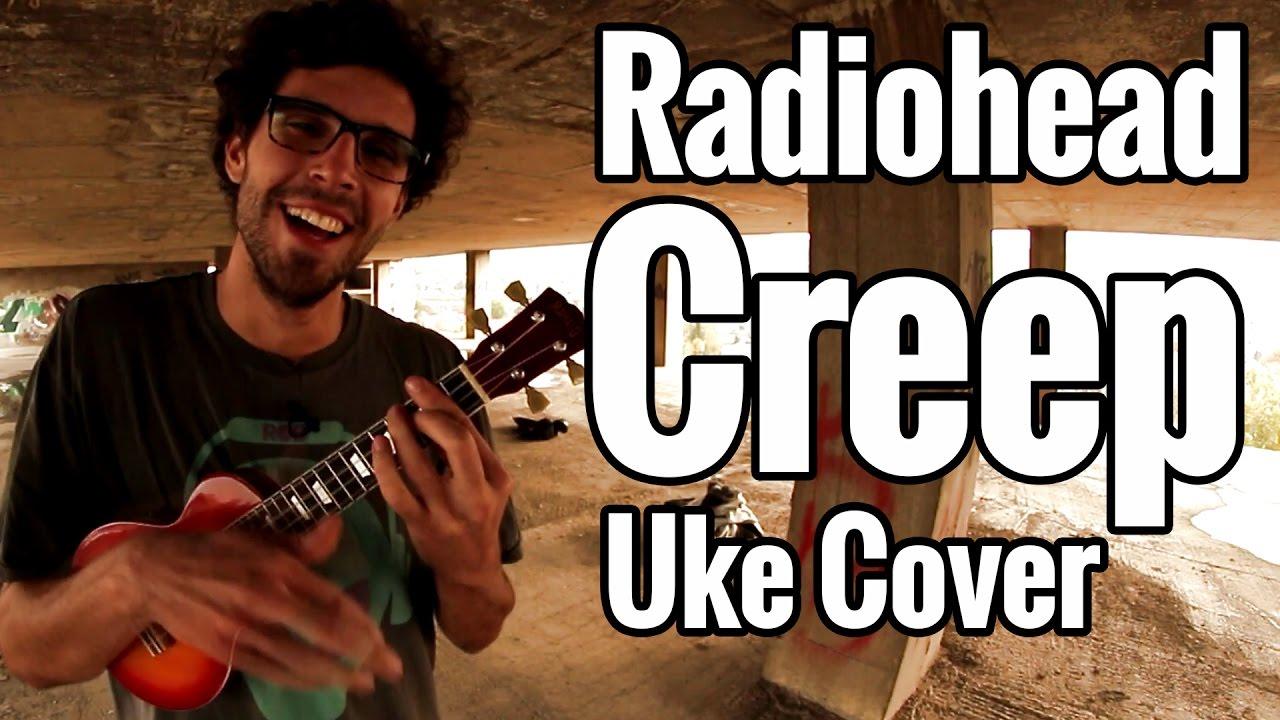 creep radiohead ukulele tutorial