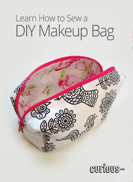 box makeup bag tutorial
