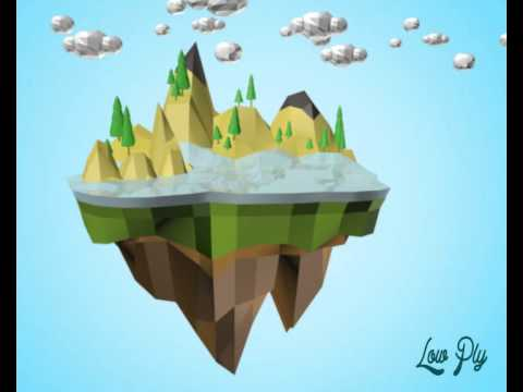 3ds max low poly tutorial