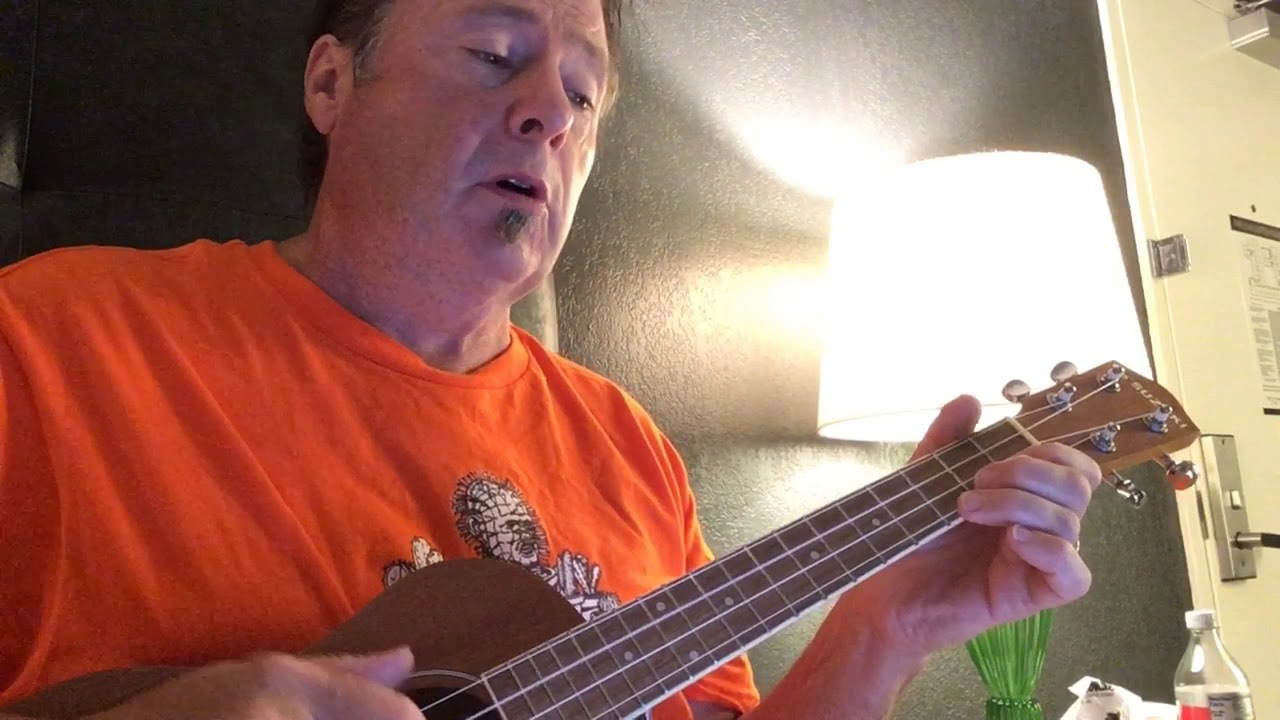 is this love ukulele tutorial