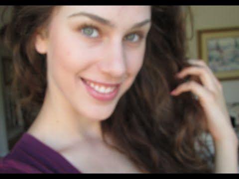 natural foundation makeup tutorial