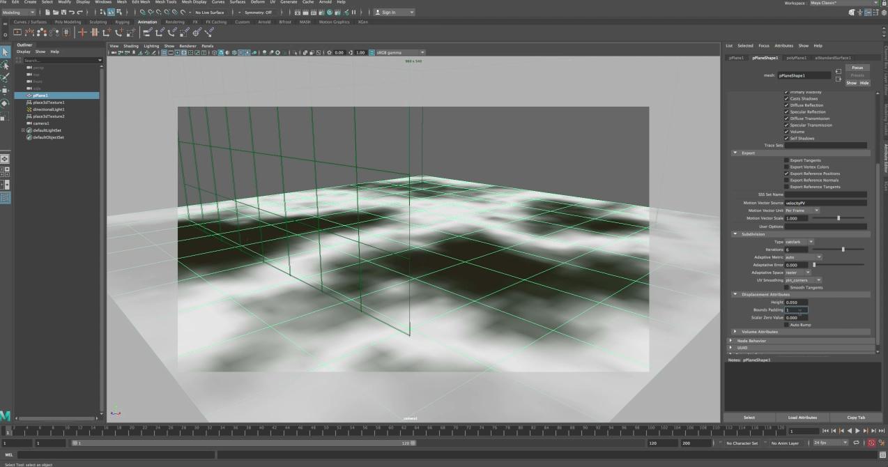 arnold tutorial maya 2018