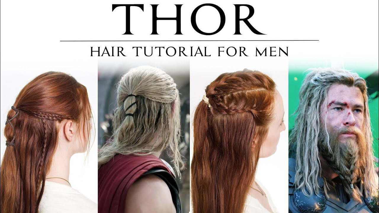 thor ragnarok haircut tutorial