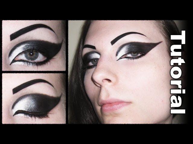 dark eyeliner makeup tutorial