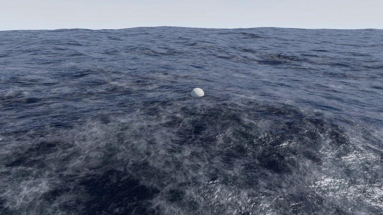 unreal engine 4 ocean tutorial