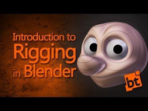 blender 3d rigging tutorial