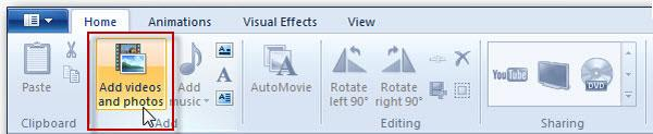 microsoft windows movie maker tutorial