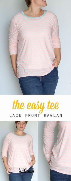 long sleeve shirt tutorial