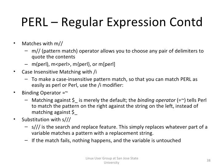 perl scripting tutorial for vlsi