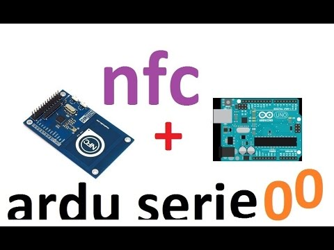 arduino nfc shield tutorial