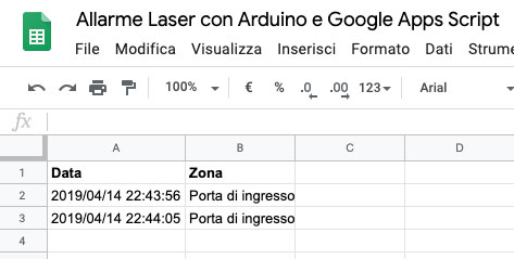 google spreadsheet script tutorial