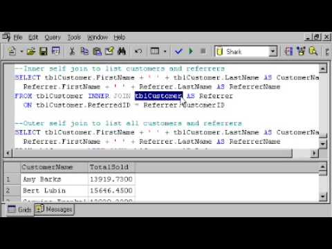 what is t sql tutorial