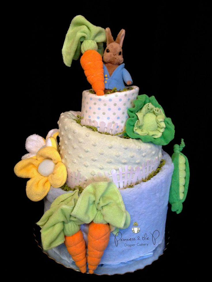 easter basket cake tutorial