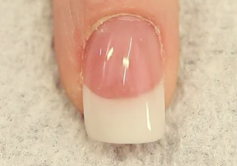 acrylic nail tutorial step by step
