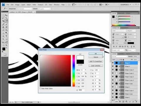 adobe photoshop tools tutorial
