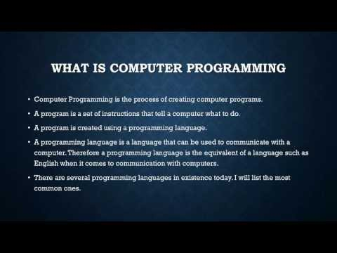 learn computer basics tutorial for beginners