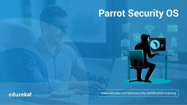 parrot security os tutorial