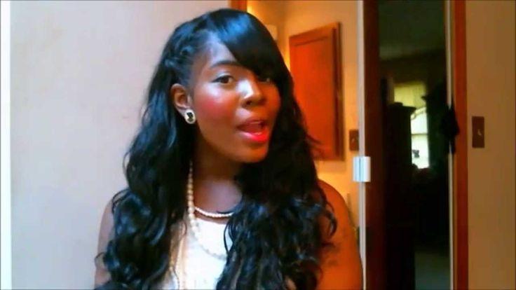african american eyebrow tutorial