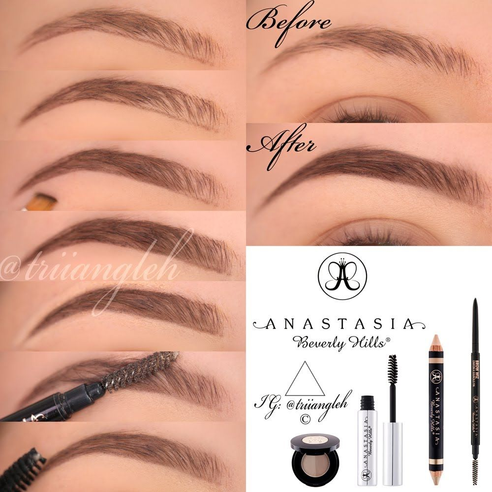 anastasia beverly hills tutorial