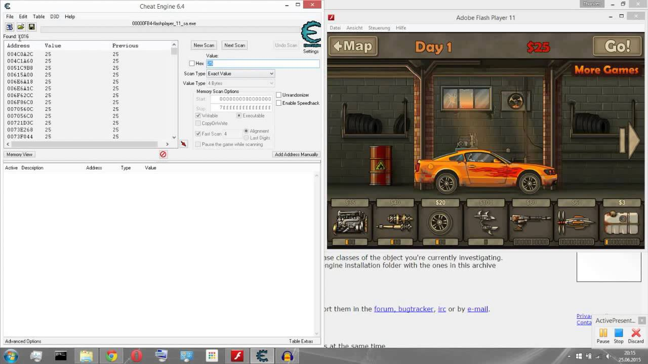 cheat engine tutorial step 6
