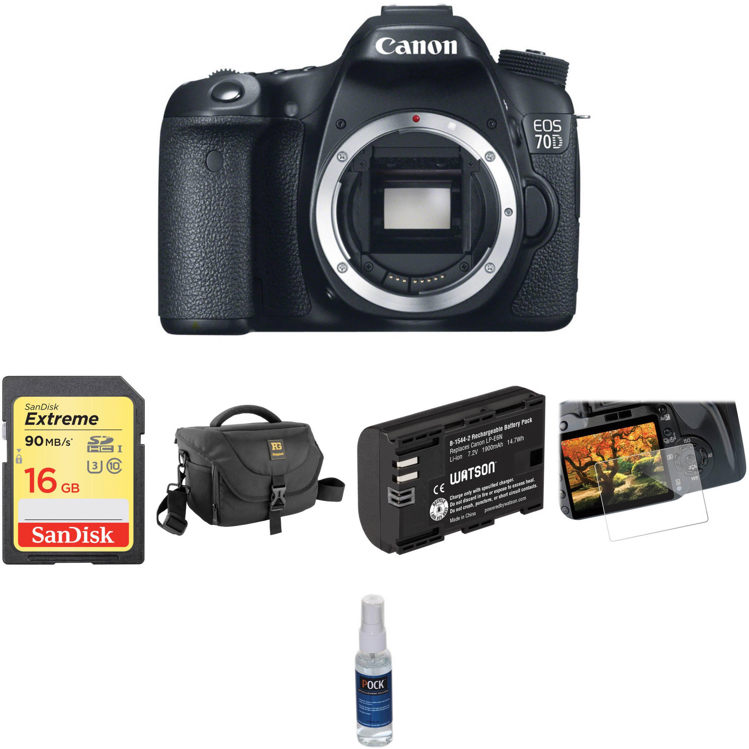 canon 70d tutorial photography