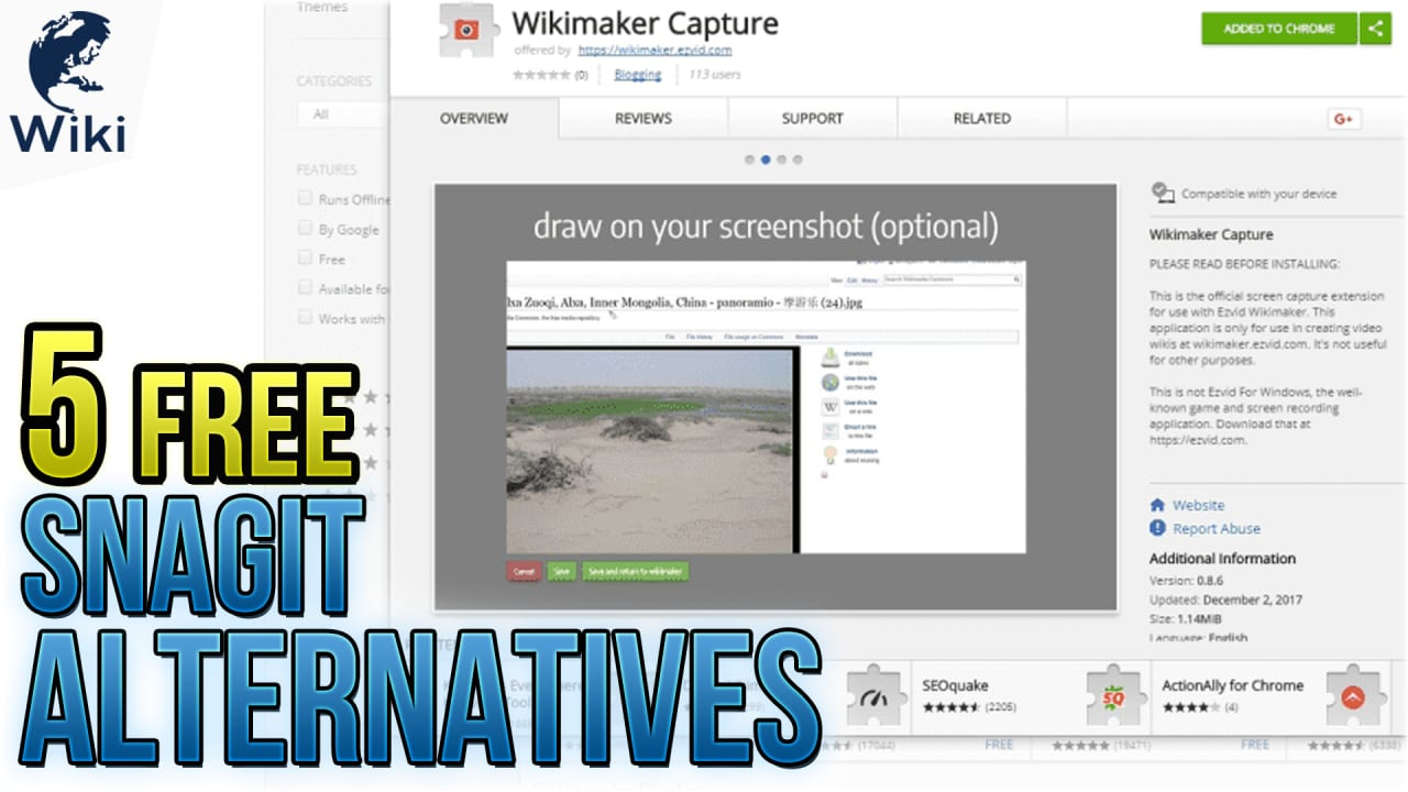 snagit tutorial video capture