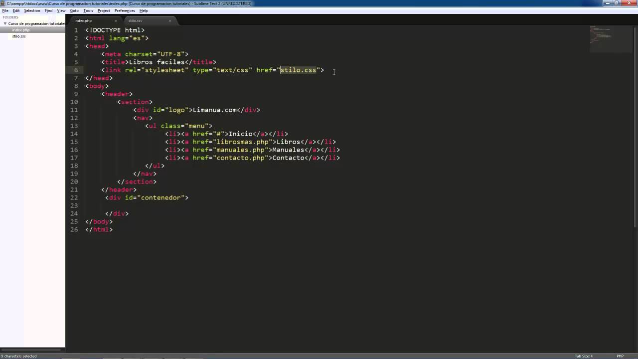 javascript php mysql tutorial