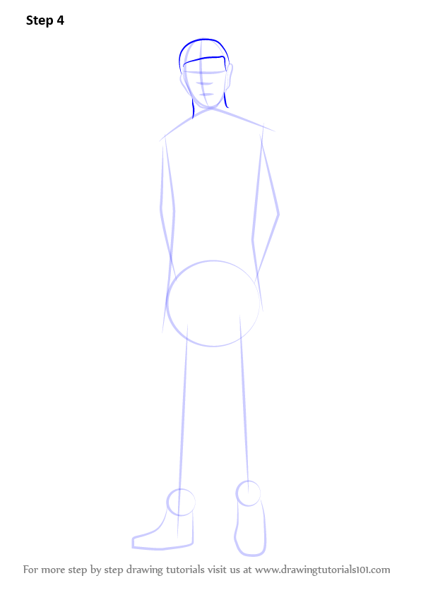 full body drawing tutorial
