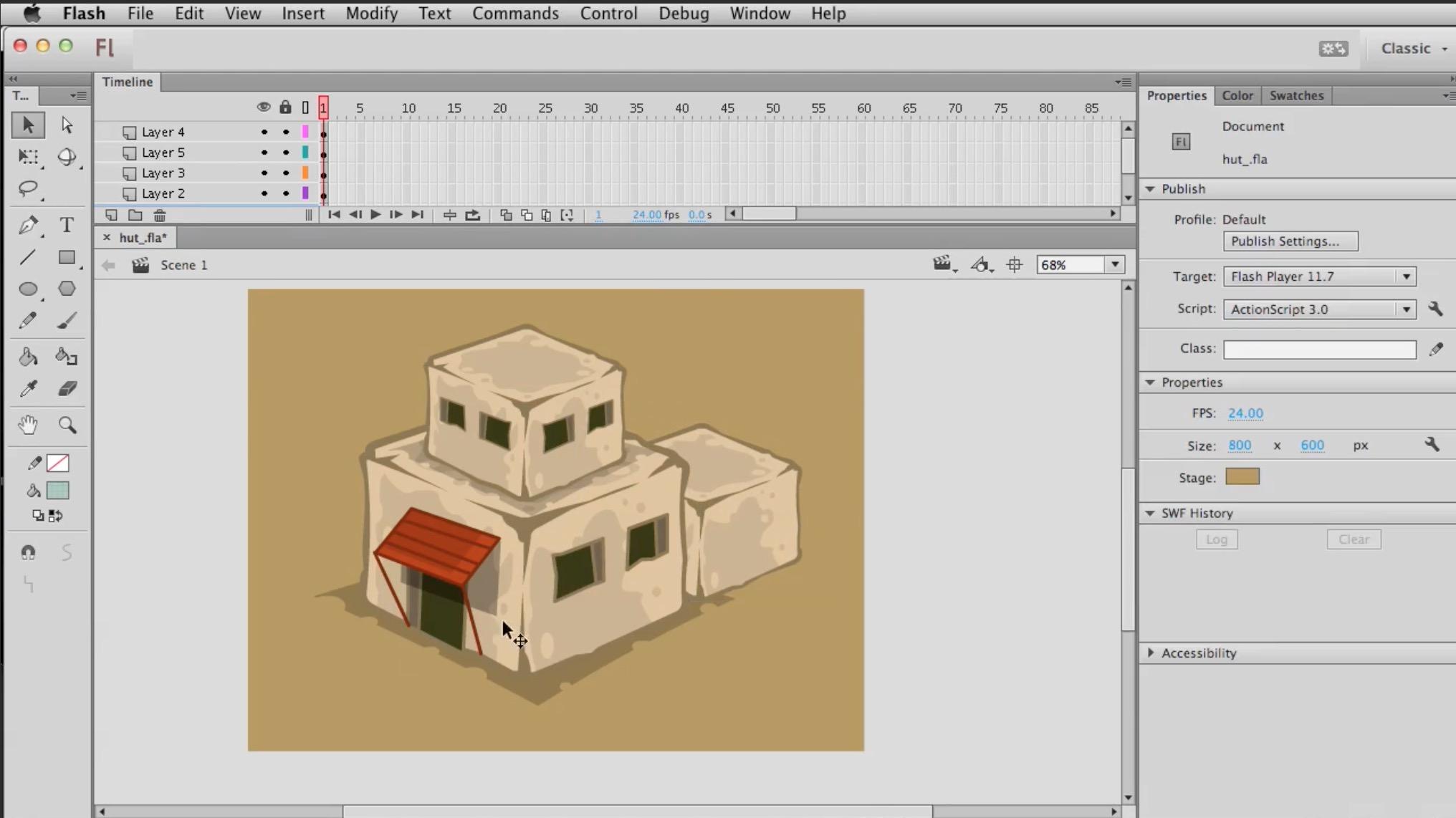 game art design tutorial