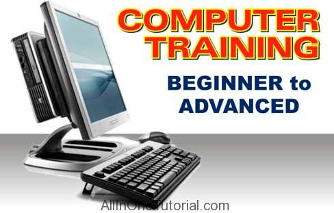computer tutorial for beginners