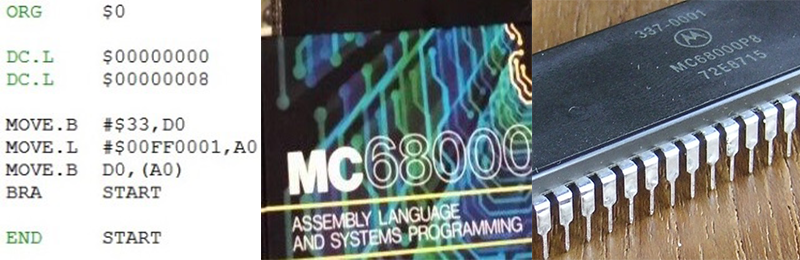 68000 assembly language tutorial