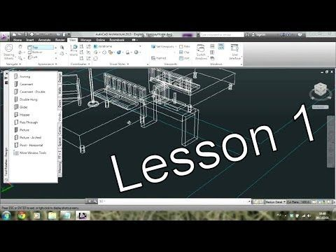 autocad lt tutorial for beginners