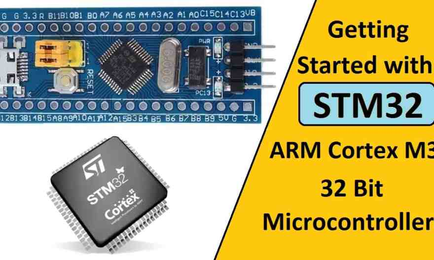 stm32 microcontroller programming tutorial