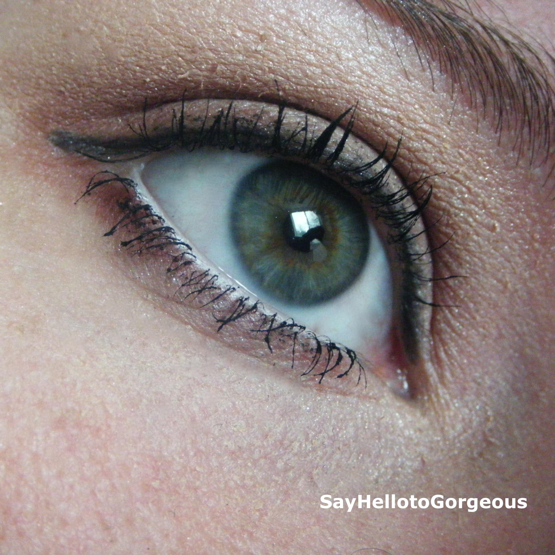 almay intense i color eyeshadow tutorial