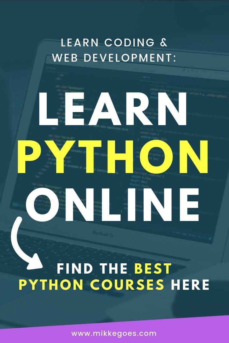 best online python tutorial